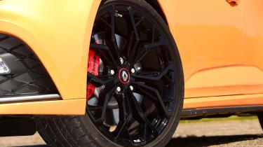 Renault Megane RS - wheel