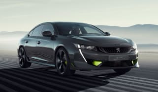 Peugeot 508 Sport Engineered concept - front