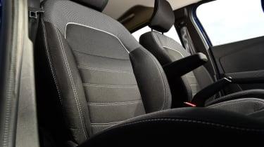 Dacia Sandero - seats