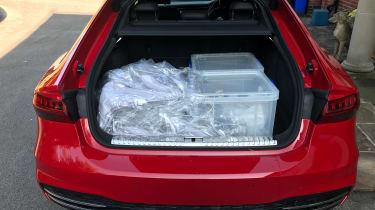 Audi A7 Sportback - Full Boot