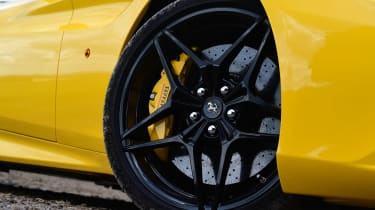 Ferrari California T Handling Speciale - wheel detail