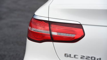 Mercedes GLC Coupe - taillight