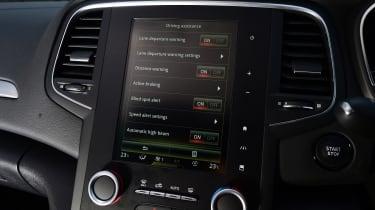 Renault Megane ST - infotainment