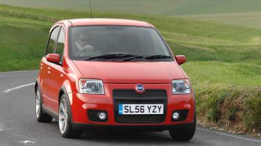 Italian modern classics - Fiat Panda 100HP