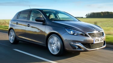 Best cars for under £10,000 - Peugeot 308