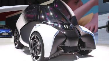 Toyota i-Tril concept Geneva - front