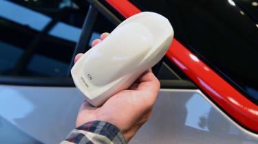 Vauxhall Mokka-e - first report model
