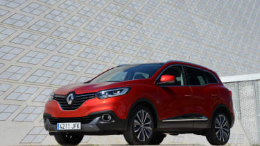 New Renault Kadjar 2015 static