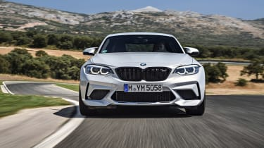 BMW M2 Competition - full front