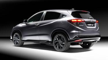 Honda HR-V Sport - rear