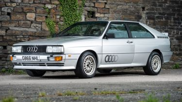Cool cars: the top 10 coolest cars - Audi Quattro