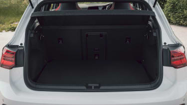 Volkswagen Golf GTI Clubsport 45 - boot