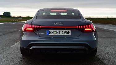 Audi e-tron GT - full rear