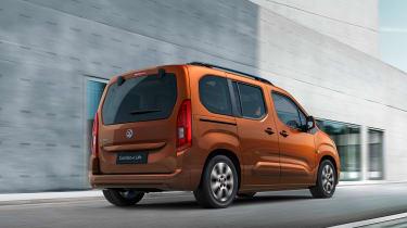 Vauxhall Combo-e Life - rear
