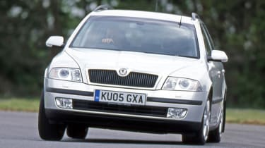 Best cars for £1,500 or less - Skoda Octavia