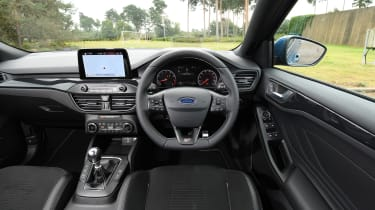 Ford Focus ST - interior