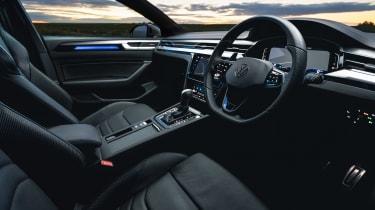 Volkswagen Arteon R Shooting Brake - cabin