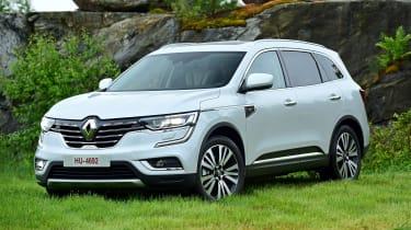 Renault Koleos - front static