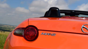 Mazda MX-5 30th Anniversary - rearlight