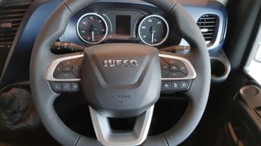 IVECO Daily - steering wheel