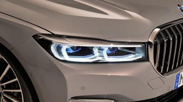 BMW 7 Series facelift - front light