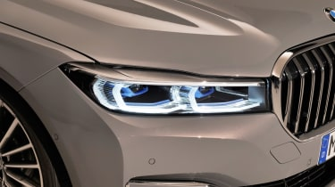 BMW 7 Series facelift - front light
