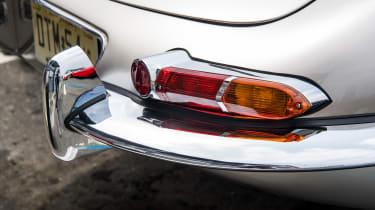 Jaguar E-Type Zero prototype - taillight