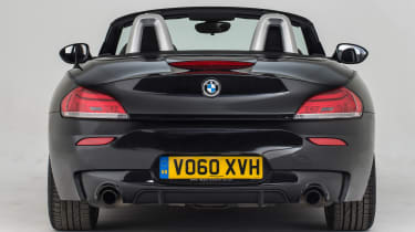 Used BMW Z4 - full rear