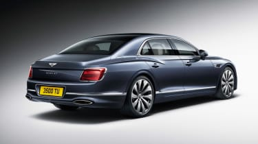Bentley Flying Spur - rear static