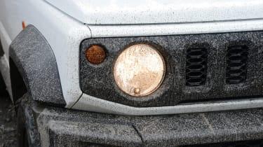 Suzuki Jimny Commercial - headlight