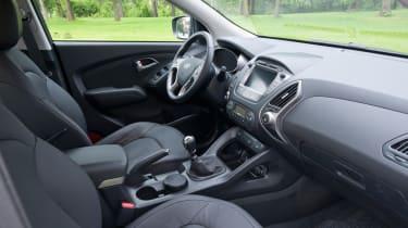 Hyundai ix35 Premium SE interior
