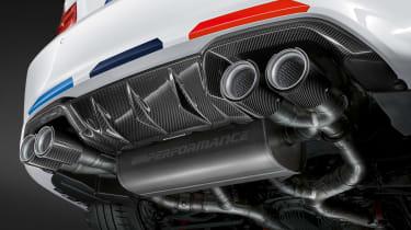 BMW M2 Competition Performance Parts - aero