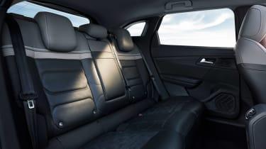 Citroen C5 X - rear seats