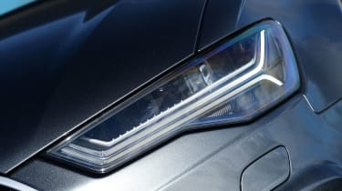 Audi RS6 - lights