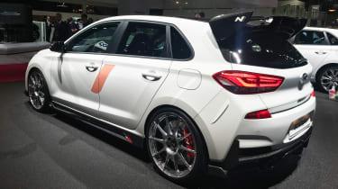 Hyundai i30 N Option - Paris rear