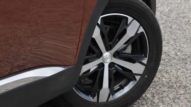 peugeot 3008 alloy wheel
