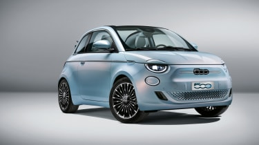 The Fiat 500's cute retro looks have been seducing buyers since the mk2 version was launched in 2007.