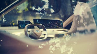BMW Vision iNEXT concept - interior