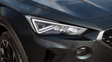Cupra Formentor e-Hybrid - front light