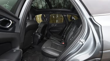 Volvo XC60 - back seats