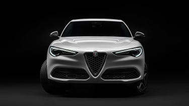 Alfa Romeo Stelvio Ti - full front