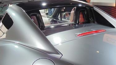 Mazda MX-5 RF - rear window Goodwood
