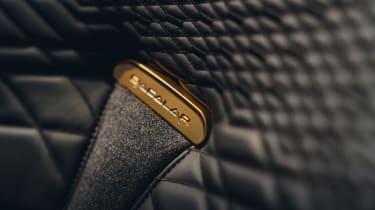 Bentley Bacalar - badge