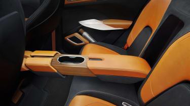 Skoda Vision IN concept - interior detail