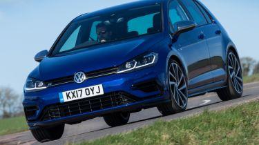 Best hot hatchbacks - Volkswagen Golf R