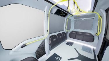 Toyota e-Palette - space