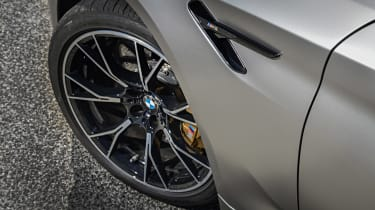 BMW M5 Competition - exterior detail