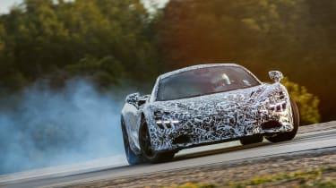 McLaren Super Series replacement - third teaser