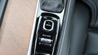 Volvo S90 - UK engine start