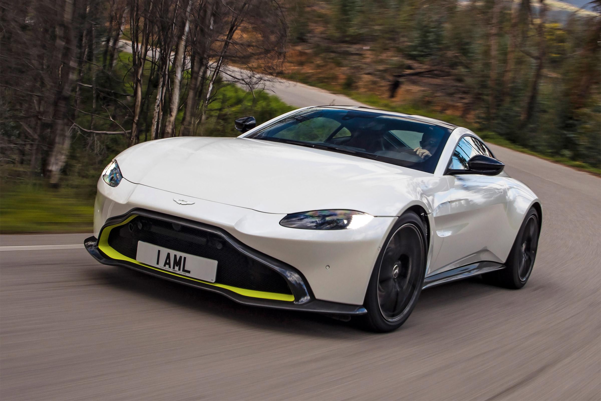 New Aston Martin Vantage 2018 Review Auto Express